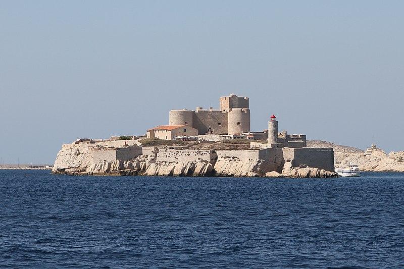 Castelo em Marselha