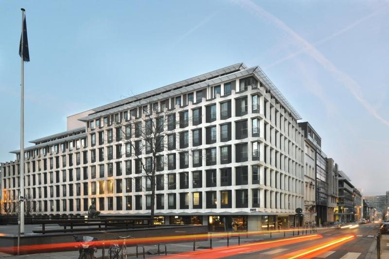 Courtyard by Marriott Brussels EU Bruxelas