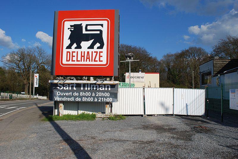Delhaize Bruxelas