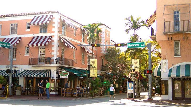 Española Way Miami