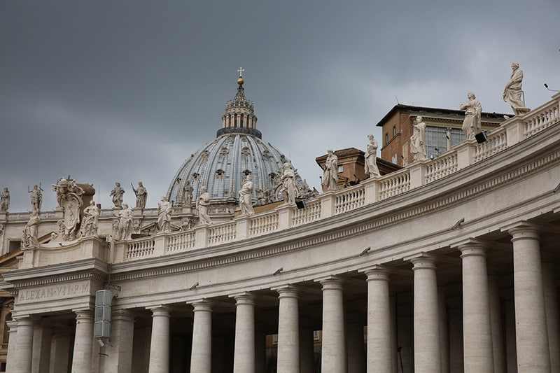 Cúpula Basílica São Pedro