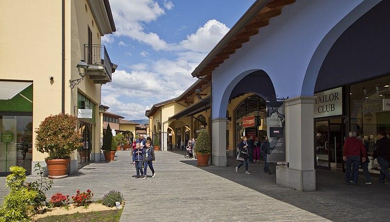 outlets em Verona