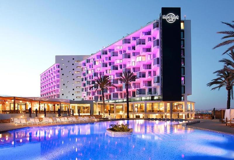 Hotel em Ibiza