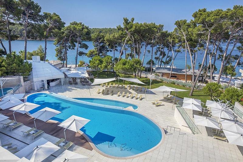 Hotéis 5 estrelas Croácia