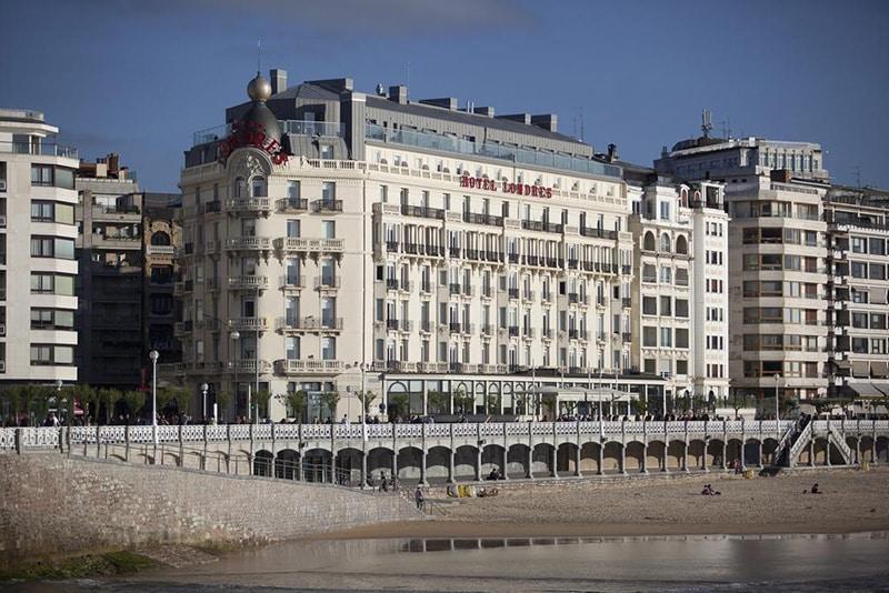 Hotéis em San Sebastian