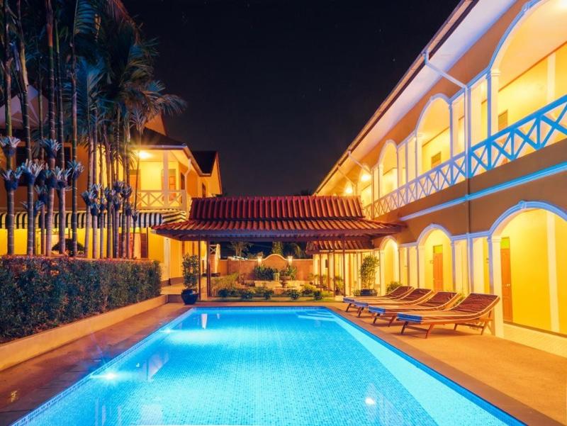 Le Jardim Hotel