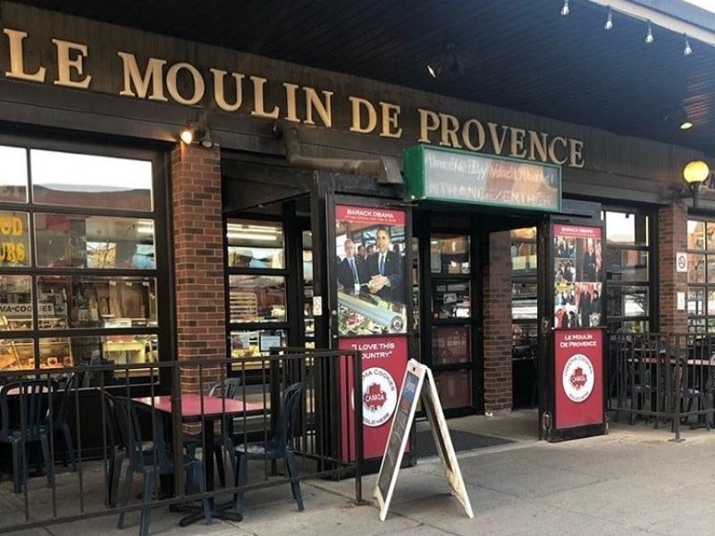 Le Moulin de Provence Ottawa