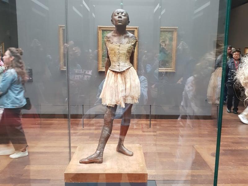 Museu d'Orsay em Paris história