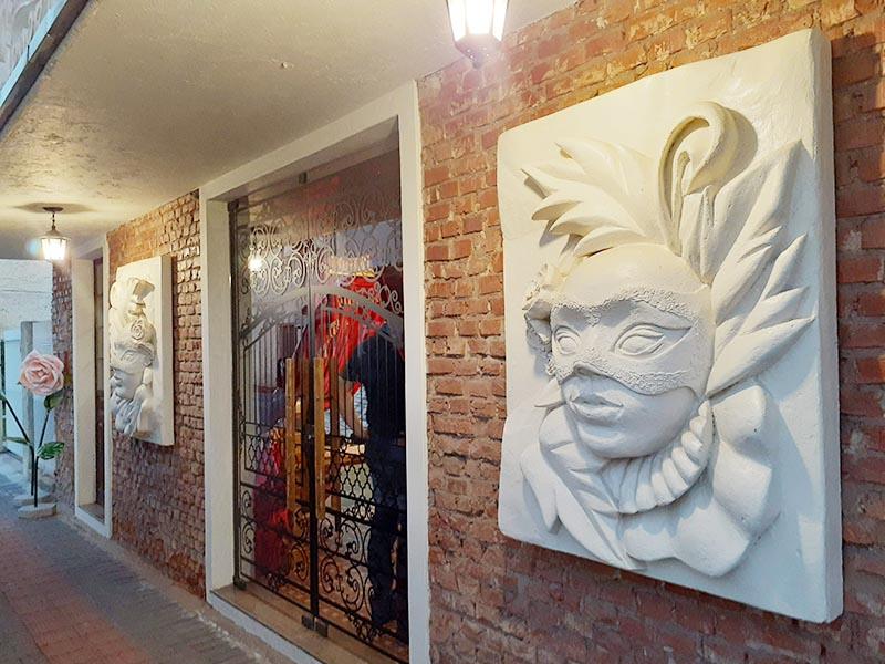 Museu em Nova Veneza