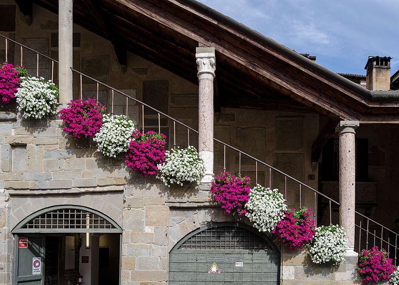 Palazzo del Podesta Itália