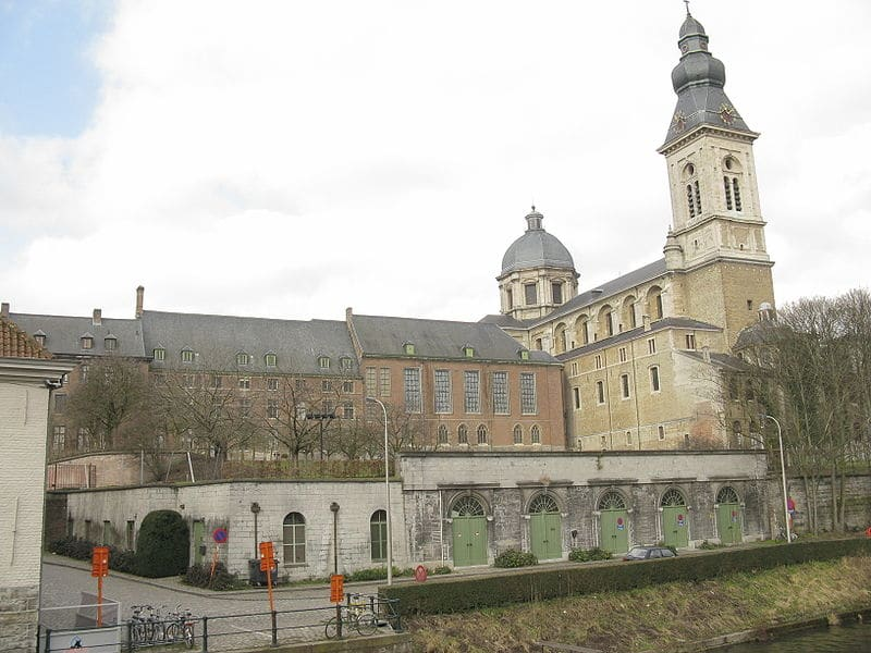 St. Peters Abbey Gent