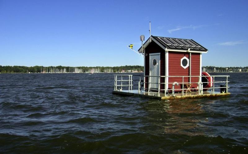 Hotel submerso Suécia
