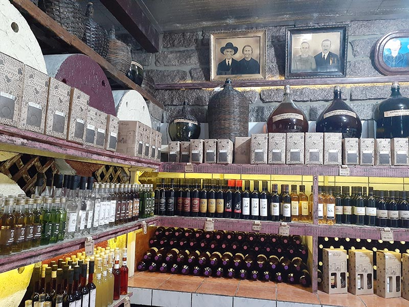 Vinícola Borgo em Nova Veneza