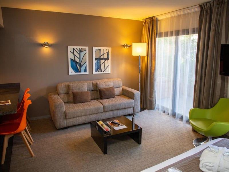 Hotéis de Toulouse com apartamento