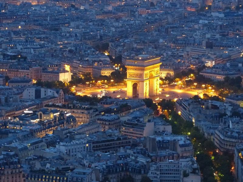 Arco do Triunfo França