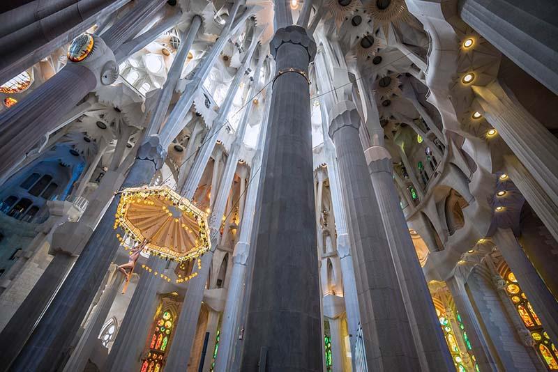 Visitar a Sagrada Família
