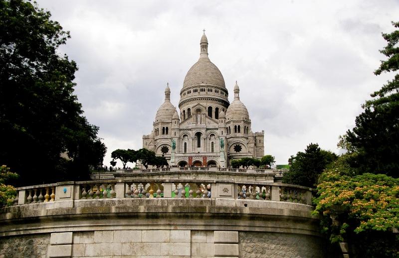 Como visitar a basílica Sacre Coeur