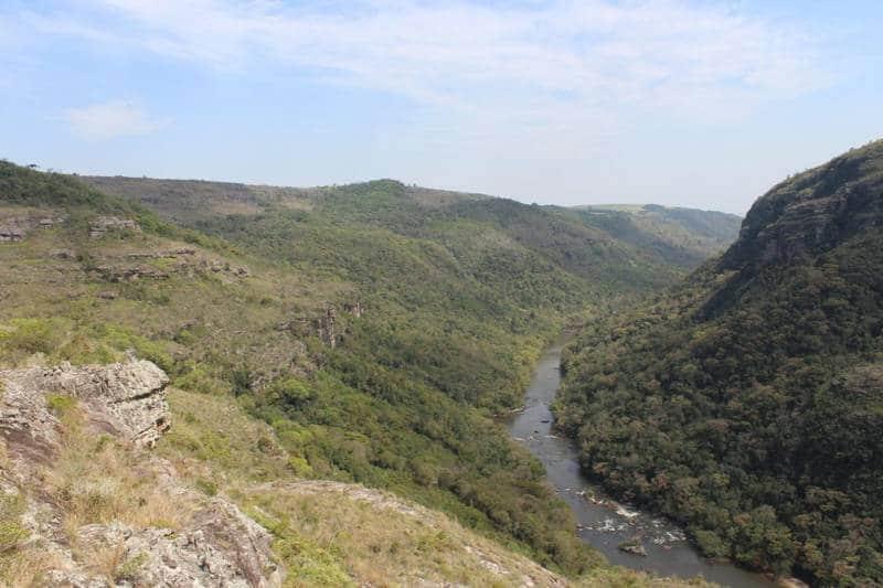 Cânion Paraná