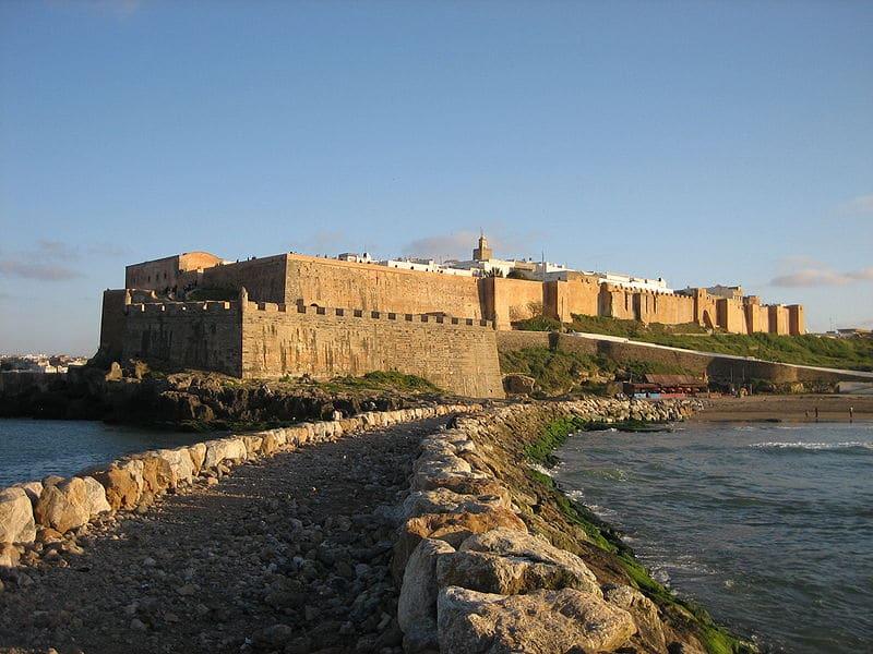 Pontos turísticos de Casablanca, no Marrocos