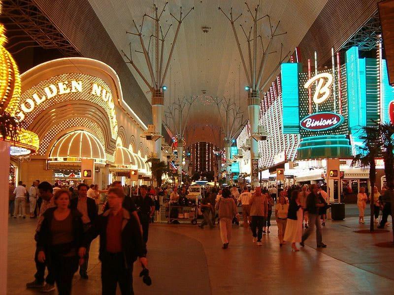 cassinos de Las Vegas conhecidos