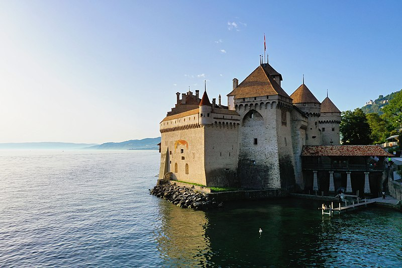 Castelos da Suíça