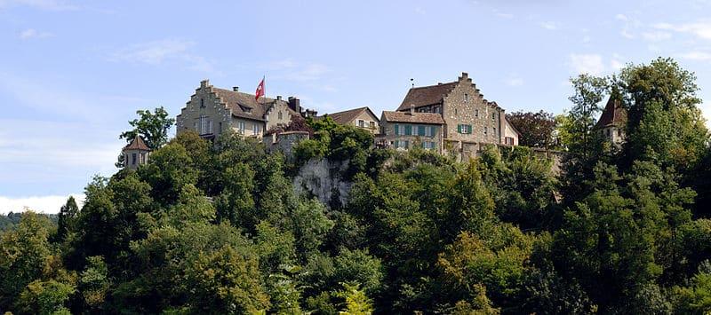 Castelos da Suíça recomendados para visita