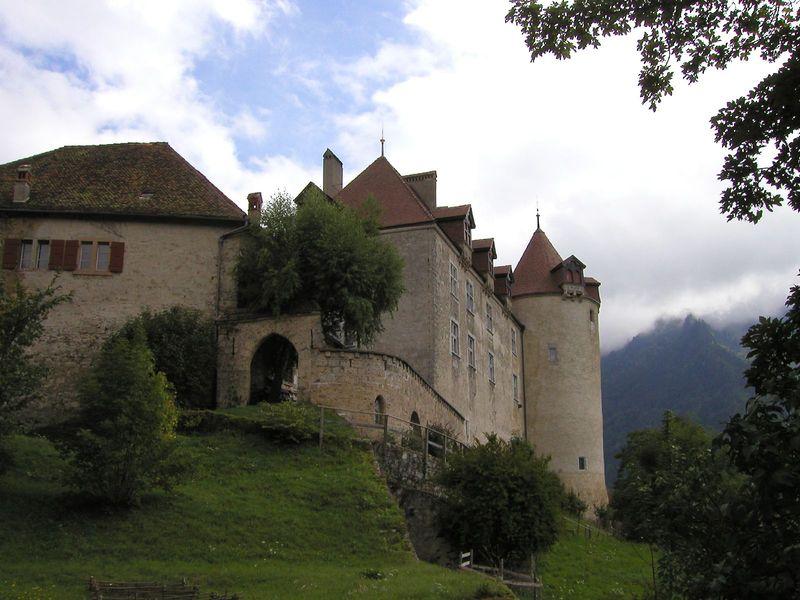 Castelos da Suíça mais famosos