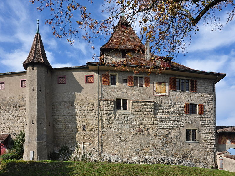 Castelos da Suíça interessantes