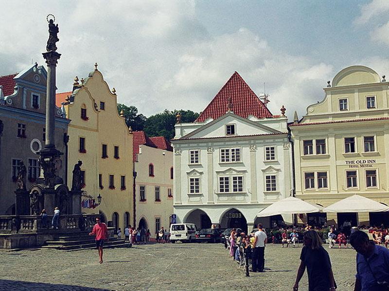 Roteiro em Český Krumlov