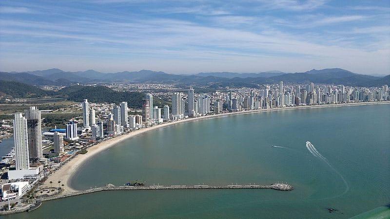 Roteiro Balneário Camboriú e Florianópolis