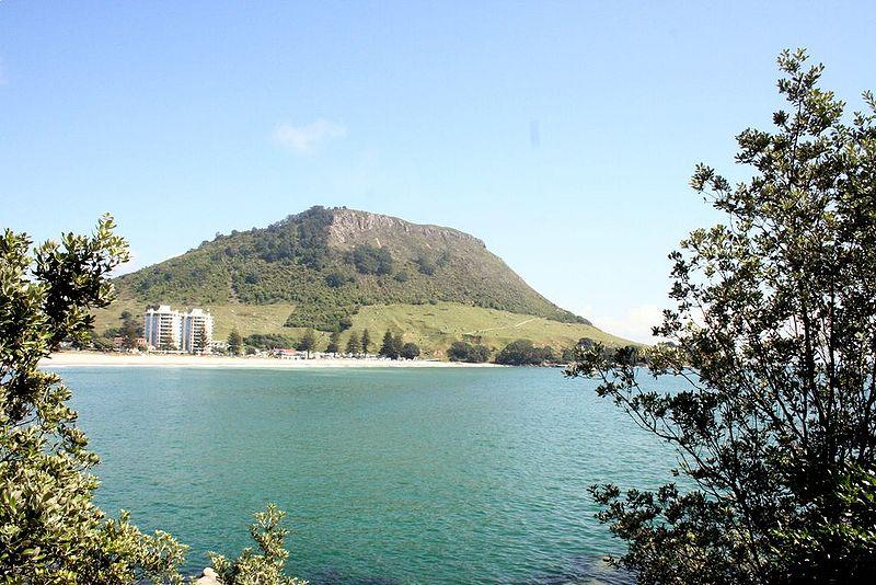 Cidades de praia da nova zelandia