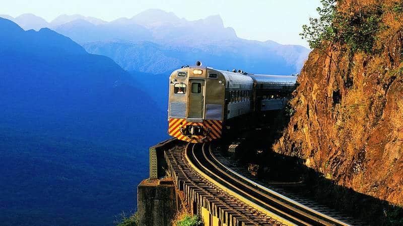 Trem Curitiba