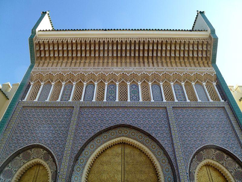 Palácio Real Marrocos
