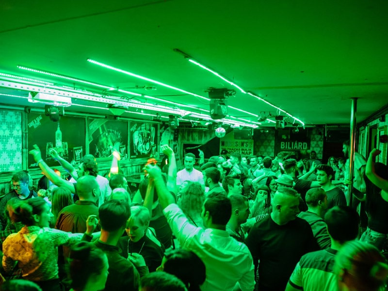 Noite em Budapeste, o que fazer?