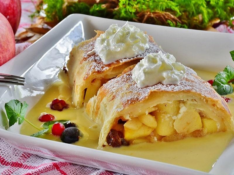 sobremesa tradicional da hungria