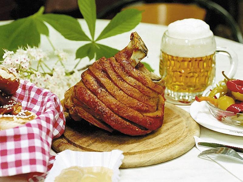 Comida típica da República Tcheca