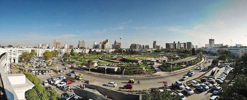 Onde ficar em Nova Deli perto de tudo
