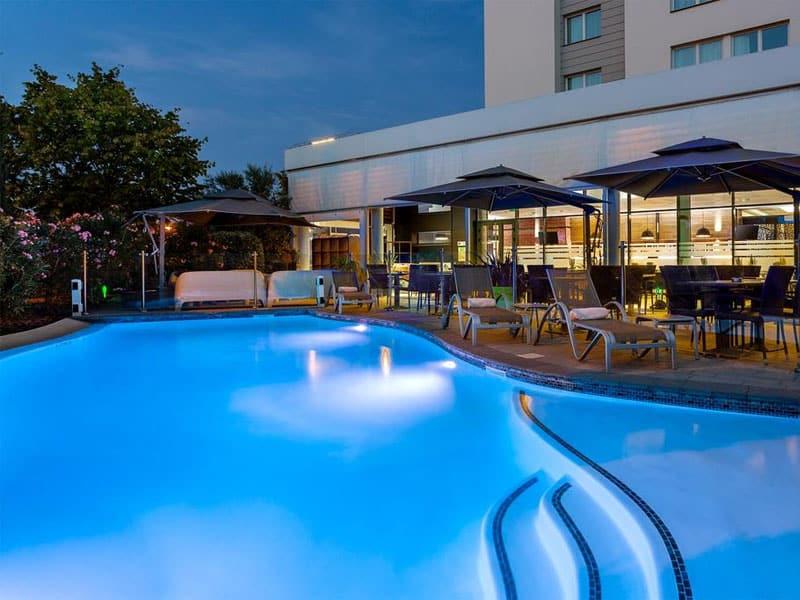 Hotéis de Toulouse para comber bem