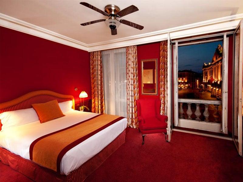 Hotéis de Toulouse turísticos