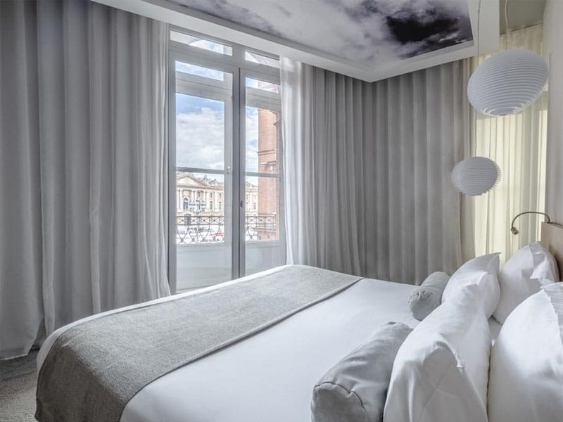 Hotéis de Toulouse quatro estrelas