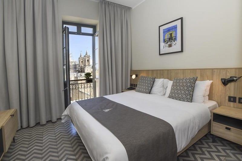 Melhores hotéis em Valletta quatro estrelas