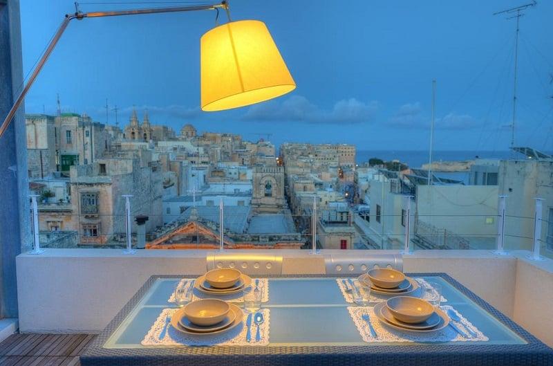 Hotéis em Valletta famosos