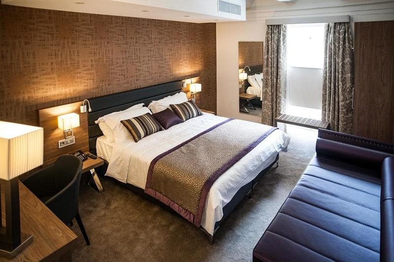 Hotéis em Valletta com melhor custo-benefício