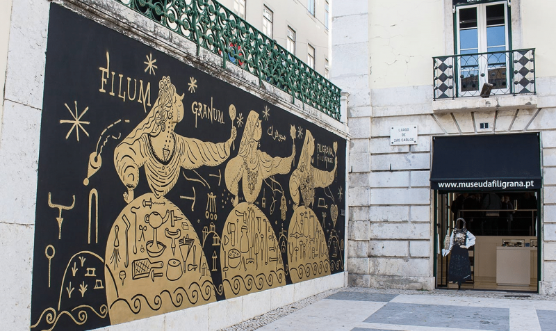 Museu da Filigrana, atração de Lisboa