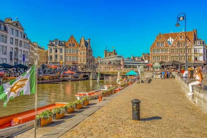 O que fazer em Gent