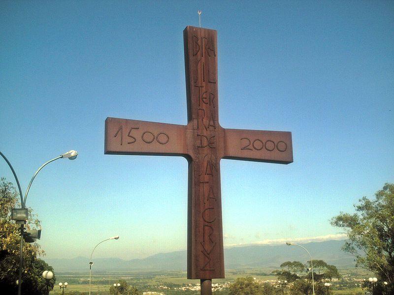 Morro do Cruzeiro, no Santuário de Nossa Senhora Aparecida
