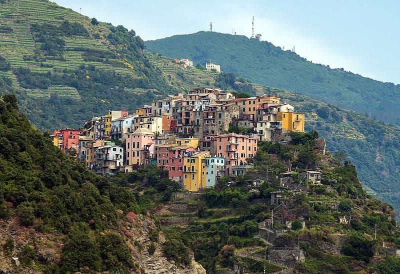 Melhores passeios em Cinque Terre