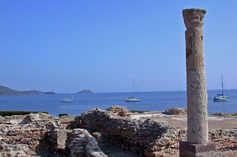 Passeios livres na Sardenha
