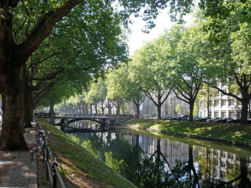 Cidades perto de Bruxelas na Alemanha