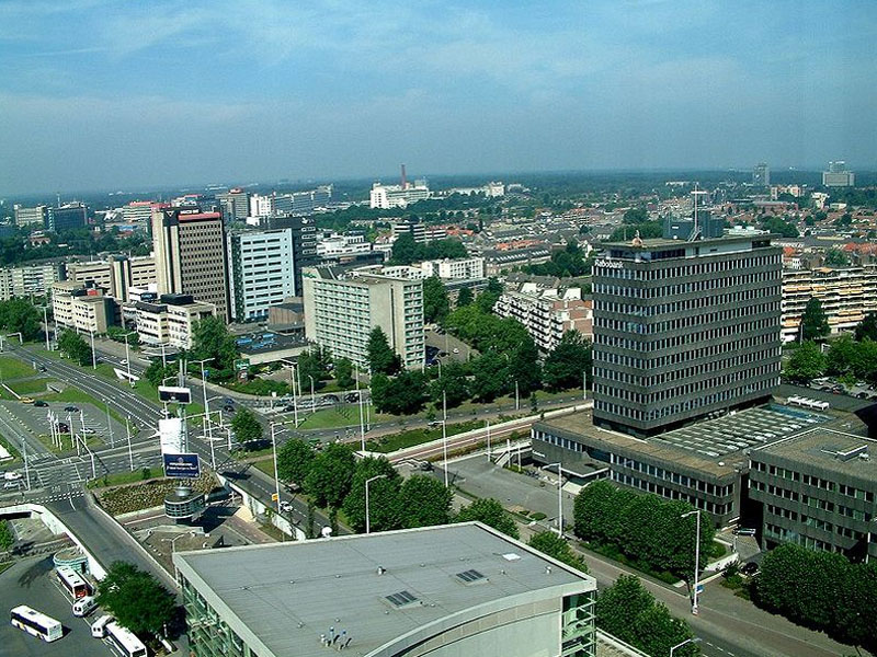 Cidades perto de Bruxelas holandesas